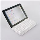 Ultrathin Mobile Bluetooth Wireless Keyboard Dock Case For Apple iPad 2 3 New White