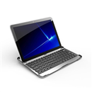 Wireless Bluetooth Keyboard Aluminum Case for Samsung Galaxy Tab10.1 P7510 P7500