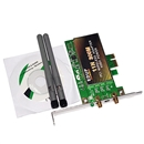 EDUP EP-9601 11N PCIE 300M Wireless Card with Dual Antenna