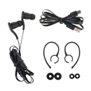 Black Wireless Bluetooth Stereo Headset Earphone Handsfree For IPhone Samsung HTC LG