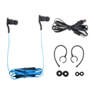 Blue Wireless Bluetooth Stereo Headset Earphone Handsfree For IPhone Samsung HTC LG