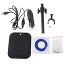 8LED Light 20-800X USB Digital Microscope Endoscope Magnifier Video Camera Stand