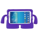 Foam Shockproof Cartoon Kids Tablet Cover Case for 7 Inch Samsung Galaxy Tab3 purple