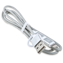 [Apple MFi Certified] Hunda 3.3 Feet/1Meter 2-in-1 Lighting Cable 8 Pin + Micro USB Connector Data Sync Charger Cord for iPhone 5 6/6 Plus, iPad, Sams