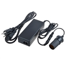 Ablegrid AC Adapter Charger Car Power 12V 6A 5.5/2.5mm
